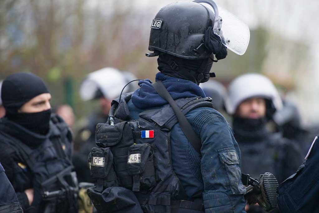 Soutien psychologique aux forces de sécurités
