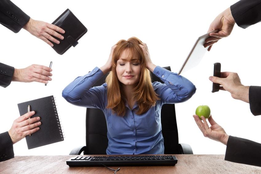 aide contre le surmenage au travail